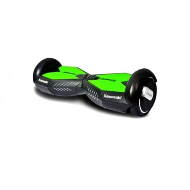 Hoverboard electric Kawasaki KX-PRO6.5A, max 15 kmh, roti 6.5″, baterie 4.4 Ah, black