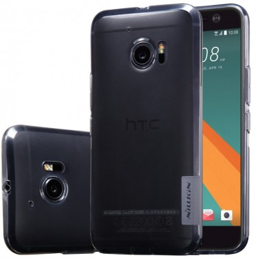 Capac protector Nillkin Nature silicon pt HTC 10