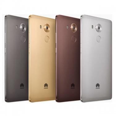 Smartphone Dual SIM Huawei Mate 8 LTE + Bratara Fitness A1 black