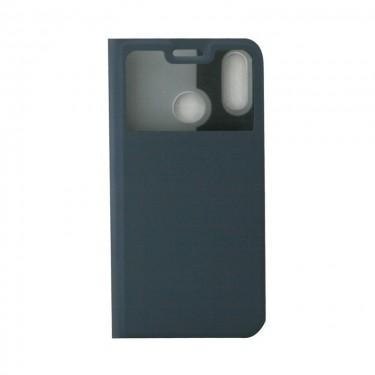Husa Atlas Book WinFocus dark blue pt Huawei P20 Lite