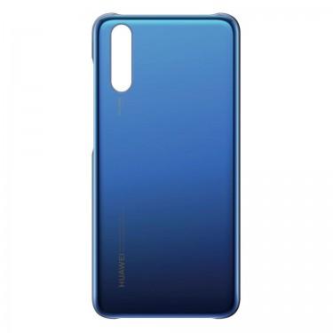 Husa Huawei Color PC blue pt Huawei P20