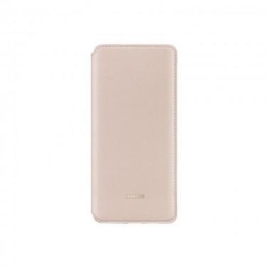 Husa Huawei Wallet Cover pink pt Huawei P30 Pro