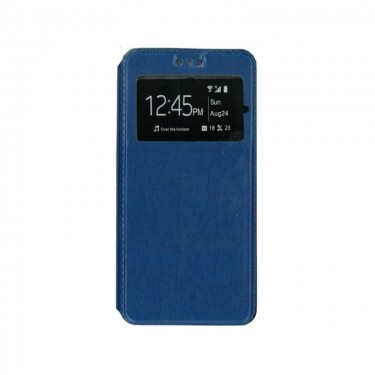 Husa MD Book View dark blue pt Huawei P Smart (2019)