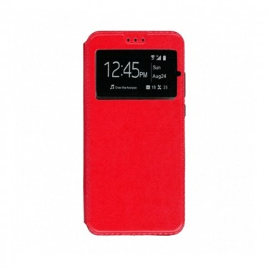 Husa MD Book View red pt Huawei P Smart (2019)