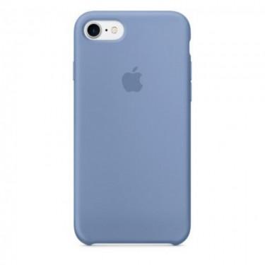 Husa protectie spate Apple piele MQ0J2ZM azure pt iPhone 7
