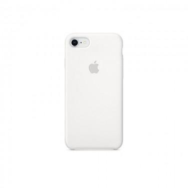 Husa protectie spate Apple Silicon MMWF2ZMA pt iPhone 87, white