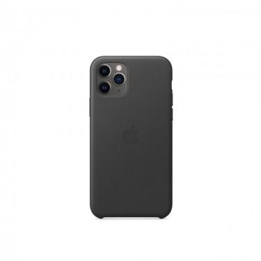 Husa protectie spate Apple silicon MWYN2ZMA pt iPhone 11 Pro, black