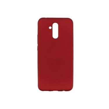 Husa protectie spate Goosperry Silicon Jelly red pt Huawei Mate 20 Lite