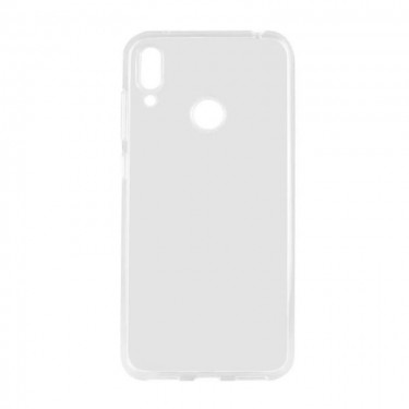 Husa protectie spate Lemontti silicon pt Huawei Y7 (2019)