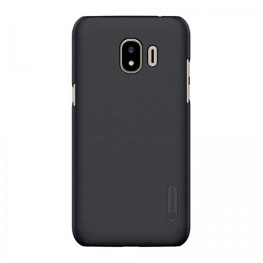 Husa protectie spate Nillkin Frosted black si folie pt Samsung Galaxy J2 Pro (2016)