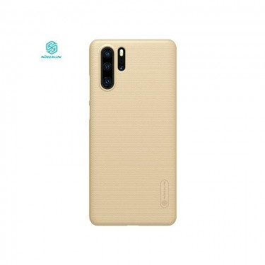Husa protectie spate Nillkin Frosted pt Huawei P30, gold