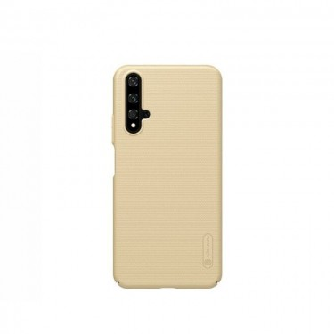 Husa protectie spate Nillkin Frosted pt Huawei nova 5T/Honor 20/ gold
