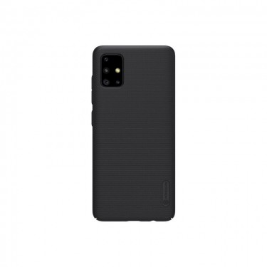 Husa protectie spate Nillkin Frosted pt Samsung Galaxy A51, black