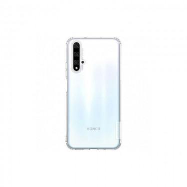 Husa protectie spate Nillkin Nature Silicon pt Huawei nova 5THonor 20