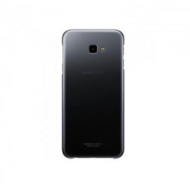 Husa protectie spate Samsung gradation cover black pt Samsung Galaxy J4 Plus (2018)