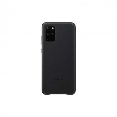 Husa protectie spate Samsung Silicone Cover pt Galaxy S20, black