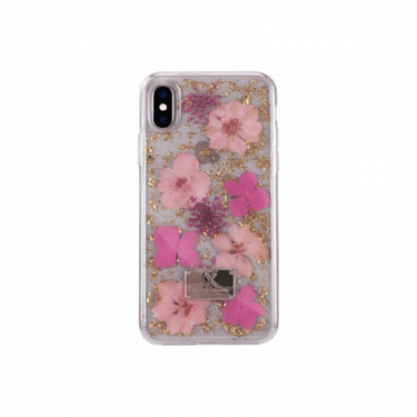 Husa protectie spate WK Design Amber flower pt iPhone 78