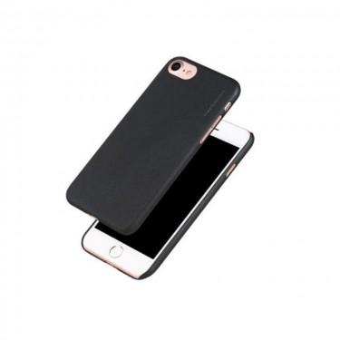 Husa protectie spate X-Level Metallic pt iPhone 78SE (2020), black