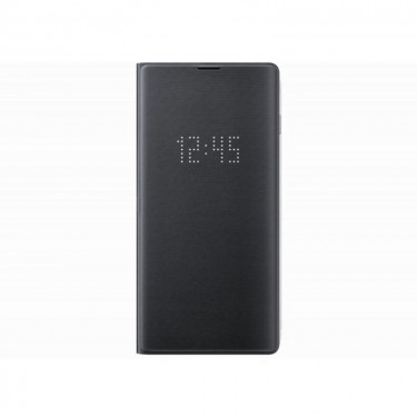 Husa Samsung Led View Cover black pt Samsung Galaxy S10