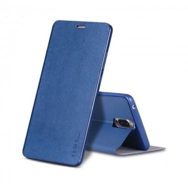 Husa X-Level Fib dark blue pt Huawei Mate 20 Lite