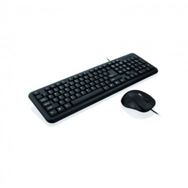iBox Kit tastatura + mouse Office kit 2 IKMOC2005070U, black
