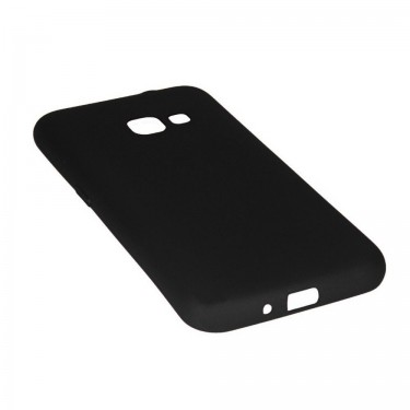 Husa de protectie X-Level Metallic black pt Samsung Galaxy J1 MIni