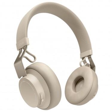 Casca bluetooth stereo Jabra Move Style Edition pentru muzica tip On-Ear Beige gold