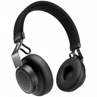 Casti Bluetooth Jabra Move Style Edition, titanium black