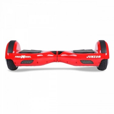 Scooter electric (hoverboard) Freewheel Viking, red