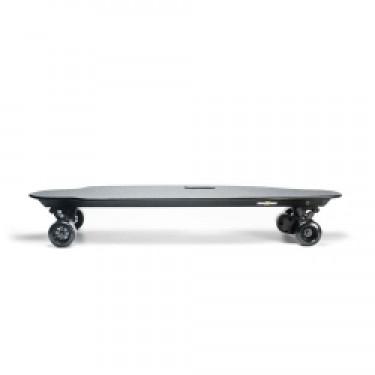 Skateboard Longboard Electric Freewheel M1, black