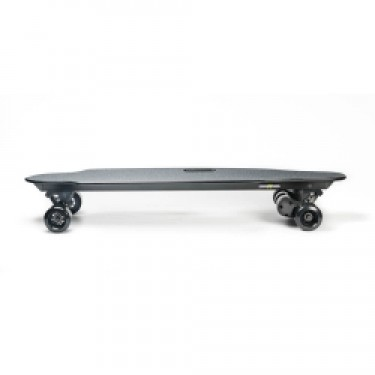 Skateboard Longboard Electric Freewheel M2, black