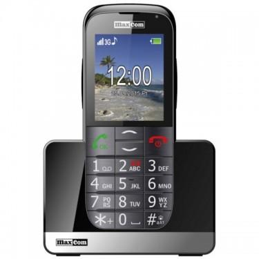 Telefon Maxcom MM721BB 3G + SIM prepay, black