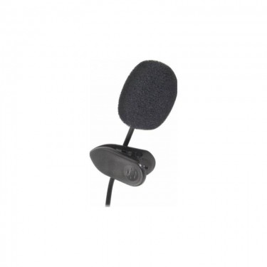 Microfon lavaliera cu clip Esperanza VoiceEH178, black