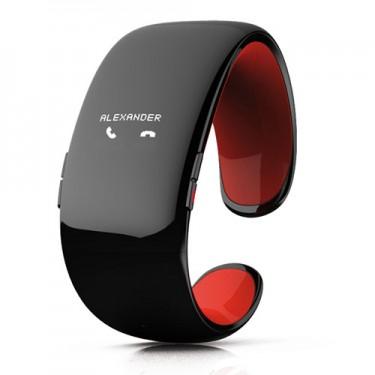 Ceas Bluetooth MyKronoz ZeBracelet 2 smartwatch black