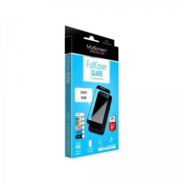 Folie protectie ecran MyScreen full cover glass black pt Huawei P20 Lite