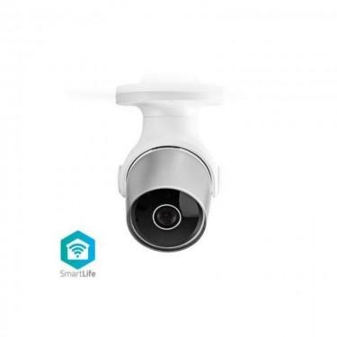Nedis WiFi Smart IP Camera  Outdoor  Waterproof  HD 720p