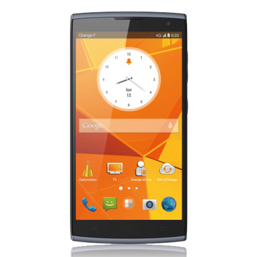Smartphone Orange Nura LTE