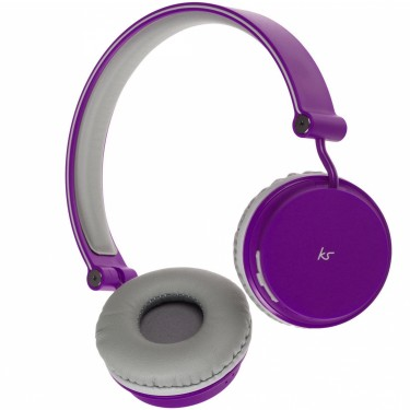 Casca bluetooth Kit Fresh stereo pink