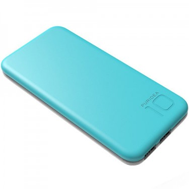 Baterie externa Puridea S2 10000 mAh 2 port USB Blue