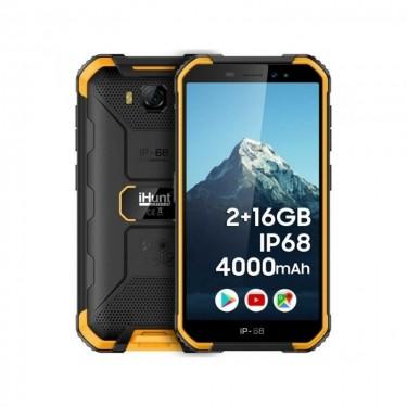 "iHunt S10 Tank 2020 5"" Dual SIM 3G Quad-Core, yellow"