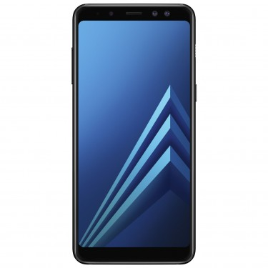"Samsung Galaxy A8 Plus (2018) 4G Dual SIM 6"" 4GB RAM Octa-Core"