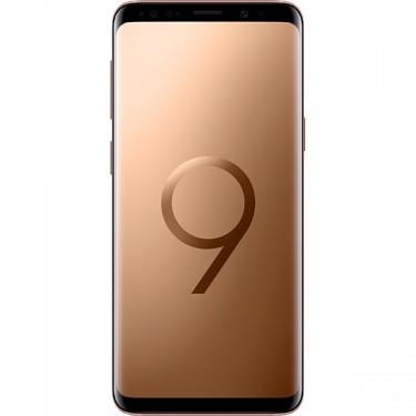 """Samsung Galaxy S9 5.8"""" Dual SIM 64GB gold + Gear 360"""