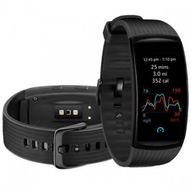 Bratara Samsung Gear FIT2 PRO Small Black SM-R365NZKNROM