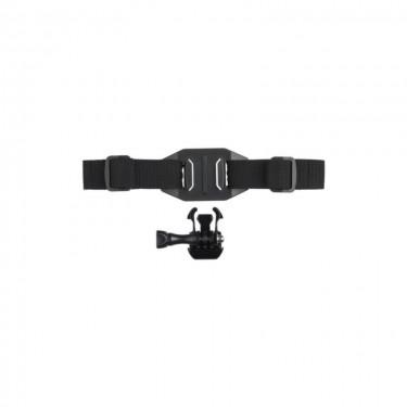 Set accesorii KitVision pt montare pe casca, universal