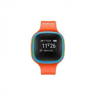 Smartwatch Alcatel Kids Care Time, orange blue
