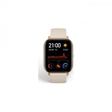 Smartwatch Amazfit GTS, desert gold