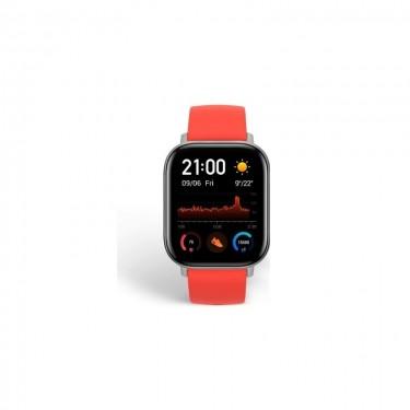 Smartwatch Amazfit GTS, vermillion orange