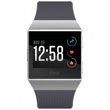 Smartwatch Fitbit Ionic Blue-Gray White