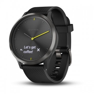 Smartwatch Garmin Vivomove HR Sport Black, Large