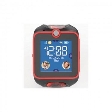 Smartwatch MyKi Junior 3G cu apel video, black